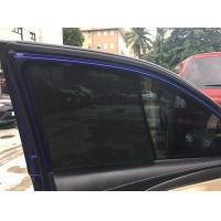 Quality Customized 2 Pcs Front Car Window Sun Shade For Nissan With Magnetic for sale