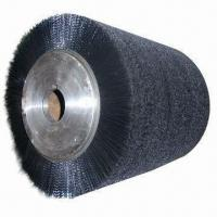 Quality Brush Roller, Suitable for Industrial Use, Made of PP and Steel Wire for sale