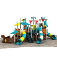 China Honson High Quality Water Park Equipment Playground Slides For Sale. on sale