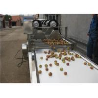 Quality 6000 * 800 * 1150 Mm Vegetable Dryer Machine , High Performance Commercial Food Dehydrator for sale