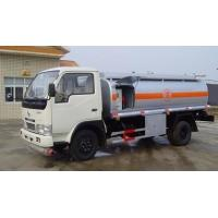 Quality 4x2 Fuel Tanker Truck Capacity 6000L for sale