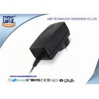 Quality GME 18W Universal AC DC Power Adapter With Australia Plug , Flame retardant PC for sale