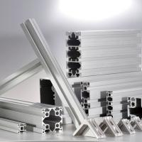 China Framing System Aluminium T Bar Profile With Accessories Fasteners 5800mm on sale