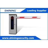 Hall Sensors Control Parking Lot Barrier Gate With Automatic Shutdown Functions
