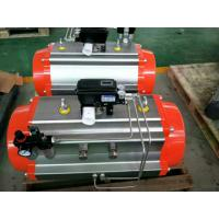 Quality GT400 Series  Big Size Pneumatic Rack and Pinion Actuator for sale