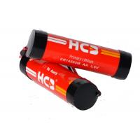 Buy cheap Spiral 2100mAh Li Socl2 Lithium Battery ER14505M Lithium Thionyl Chloride from wholesalers