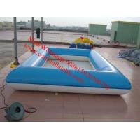 Jacuzzi Swimming Pool Outdoor Rubber Swimming Pool Folding
