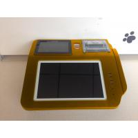 Quality Supermarket Android POS Terminal , Fingerprint Authentication Android Point of Sale for sale