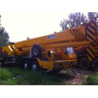 Buy cheap used tadano cranes,used japan truck cranes,55t mobile cranes from wholesalers
