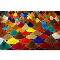 China Colorful Dyestuff And Pigments Green Grade Leather Dyes High Light Fastness on sale