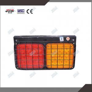 Quality Highlight 153 Truck Led Backup Light(Iron Grill),Truck Trailer Rear Light for sale