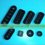 Rubber oval shaped grommet oval shaped grommet  rubber stepped grommet rubber wire grommet silicone grommet EPDM grommet