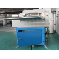 Quality Horrizontal Cutting Rubber Machine  , Rubber Slippers Cutting Machine Automatic Lubrication System for sale