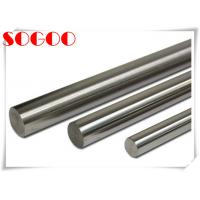 Quality ISO Approval Nicr 80 20 UNS 06003 Annealed Bright Round Bars Dia 50mm for sale