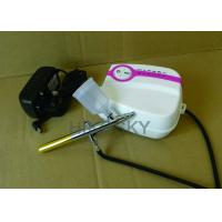China Oil Free 5 Speed Professional Airbrush Tanning Kit for Airbrush Tanning and Tattoo, 19 PSI on sale