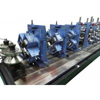 Quality Hydraulic Cutting Steel Strut Channel Roll Forming Machine With PLC Control for sale