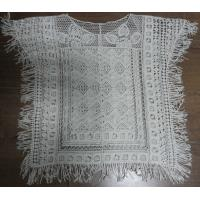 China charming women crochet lace garments factory price on sale (No.HF-2434#) on sale