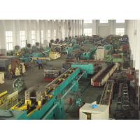 China LG325 Cold Pilger Mill for Making Stainless Steel Pipes / Non - ferrous Metal pipes on sale