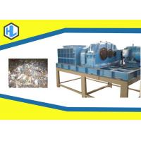Quality 25m³/H - 30m³/H Consumption Hospital Waste Shredder 15 Mm Discharge Size for sale