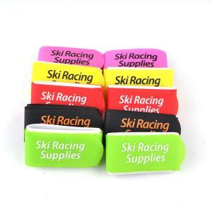 Self-locking 100% nylon Ski Strap Customized Logo With Reusable