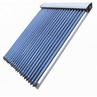 Buy cheap solar hot water heat pipe collector from Wholesalers