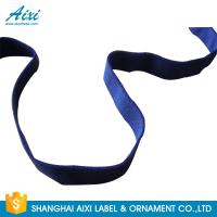 Quality Decorative Coloured Fold Over Elastic Webbing Straps For Underwear for sale