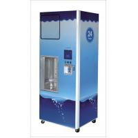 Credit Card Pure Water Vending Machines With Lcd