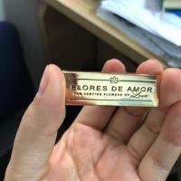 Quality Industry Nameplate Hole Self Adhesive Sticker Metal Name Plates Customized Size for sale