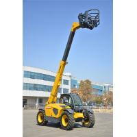 Quality Compact XCMG 7m Telehandler Telescopic Handlers Fork Installed XC6-3507 for sale