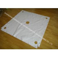 Buy cheap High Tensile Strength Industrial Press Filter Cloth Polypropylene Twill Woven from wholesalers