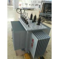 Buy SZ11 Type Oil Immersed Transformer Three Phase Voltage 35kv Transformer at wholesale prices