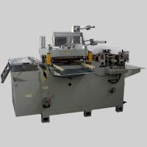 Quality 320mm foam flat bed die cutting machine for sale