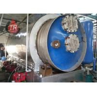 Boats / Cars / Trucks Waste Oil Distillation Equipment Easy Operation SGS Approved