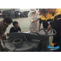 Quality Oil Tight Marine Hatch Cover Oval Type For Applications Cargo Tank Passageway for sale