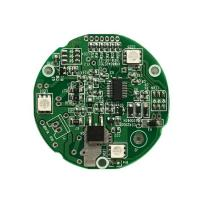 China High Precision Rigid Flex Circuits Immersion Gold PCB Board OEM / ODM Available on sale