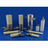 Quality High Precision Ceramic Plunger Pump / Dosing Pump For Pharmaceutical for sale