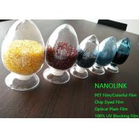 China Colorful Oxygen And Water Vapor Barrier Nano Masterbatch With Inorganic Materials on sale