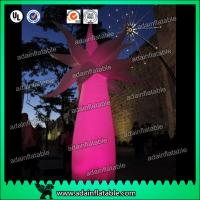 Quality Giant Events Party Decoration Lighting Inflatable Tree With Factory Directly Suppy for sale