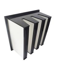 Quality Industrial Filter V and W Type Air Filter Elements for sale