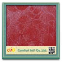 Quality Embossing PVC Artificial Leather for Car Seat , 0.6mm - 1.0mm for sale