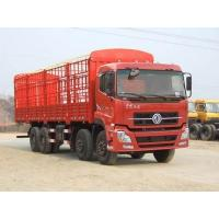 Quality Dongfeng Cargo Dump Truck , LHD / RHD 8x4 Dump Truck For Transferring Goods for sale