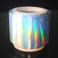Buy Rainbow Grating Holographic Hot Stamping Foil at wholesale prices