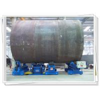 Buy cheap Hydraulic Auto Welding Fit Up Station Wind Tower Production Line from wholesalers