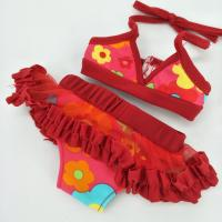 China red Bikini 18 inch american girl doll clothes for sale on sale