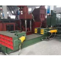 Quality Large Horizontal Grips Bale Breaker Machine Tensile Force 3000KN 50KW for sale