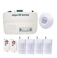 Quality Low Cost Remote Control OEM Siemens TC35i GSM Module House Wireless Burglar Alarm Systems for sale