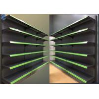 China Surpermarket Gondola Grocery Store Shelving / OEM Grocery Display Stands on sale
