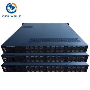 Quality HDMI To DVB T Digital Rf Modulator , 12 CH Hdmi To Dvb T Hd Modulator  COL011U - NH1 for sale