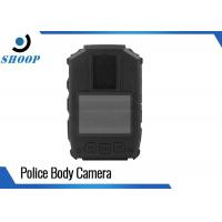 Quality Ambarella 4G Wifi Optional Night Vision Police Body Worn Camera With Build - In GPS for sale