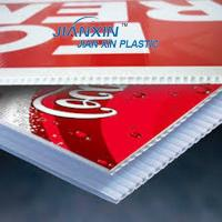 China New Corflute Sign Board/ Correx Sign/ Coroplast Sign Printing on sale